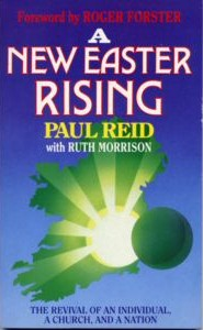 A New Easter Rising - book cover pic