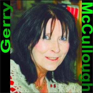 Gerry McCullough, writer - podcast