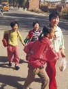 16 Chinese children on way home from school