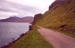 20 Road from Staffa Cottage to Salen