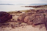 04 Isle of Cumbrae beach & Firth of Clyde